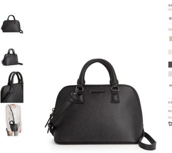 ... Lyst Mango Quilted Bowling Bag in Black Source Mango Saffiano Shell Bag Cross Leather Effect Tote