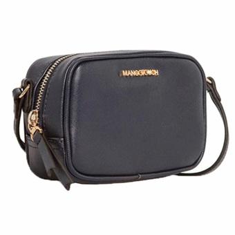 MANGO Touch Zip Around Mini Cross body Sling Bag - intl