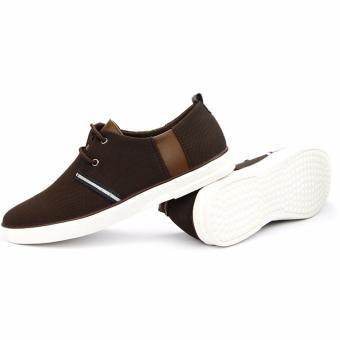 Mario D' boro Hubert Sneakers (Brown) - 4