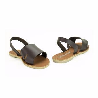Mario D' boro Kaitlyn Sandals (Brown) - 4