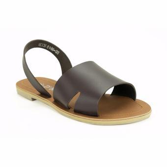 Mario D' boro Kaitlyn Sandals (Brown) - 2