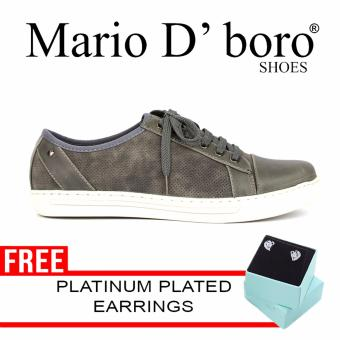Mario D' boro Keith Casual Shoes(Brown) Price Philippines