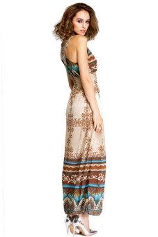 Maxi Dress (Apricot) - picture 2