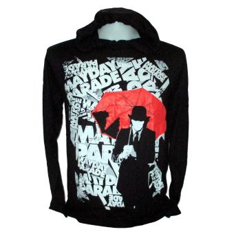 Mayday Parade Umbrella Man Hoodies