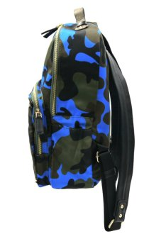 McArthur Navy Backpack (Multicolor) - picture 2