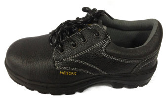 Meisons Ladies Safety Shoes with Steel Toe Low Cut (Sewed)