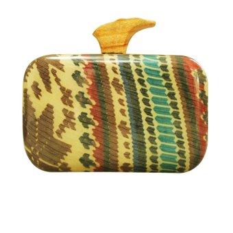 Melrose Jewelry Pashmina Clutch Bag
