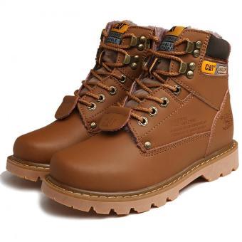 Men fashion boots warm boots - 2