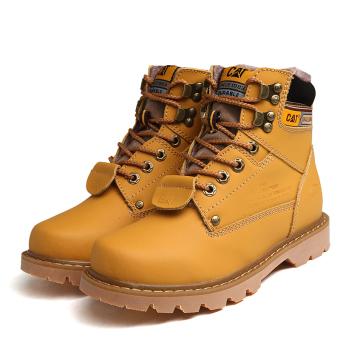 Men fashion boots winter snow boots - 3