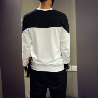 Men Fashion Sport Sweatshirts Hoodies - 2