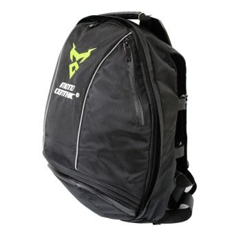 Men Motorcycle Waterproof backpack shoulder Bag riding Bike cyclingHelmet Bag - intl - 2