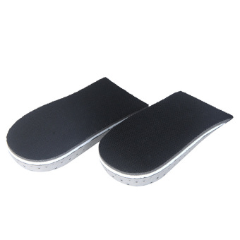 Men Women Increase Height High Half Insoles Memory Foam ShoeInserts Cushion Pads 2.3cm/0.9in - intl Price Philippines