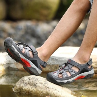 Men's Comfortable Light Non-slip Casual Fashion Sandals - intl - 4
