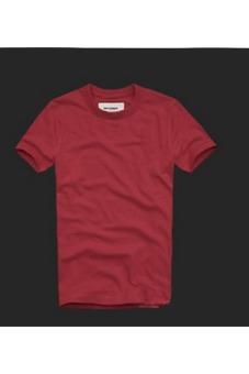 Mens Casual Slim Fit Short Sleeve Crew-neck T-Shirts (AF75)