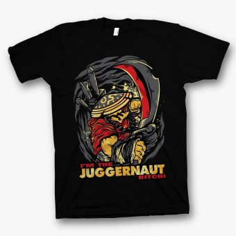 Men's DOTA 2 Jugg T-Shirt (Black)