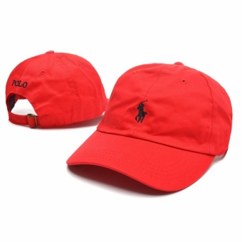 Men's fashion POLO Baseball cap Snapback hat Adjustable Sport Hat -intl