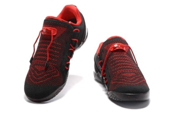 Men's KOBE 12 Basketball Shoes Black / red - intl Price Philippines