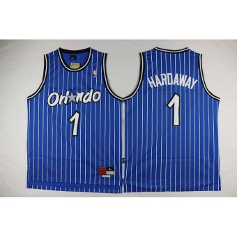 Men's Orlando Majic 1# Penny Hardaway NBA Basketball CasualBreathable Jerseys - intl Price Philippines