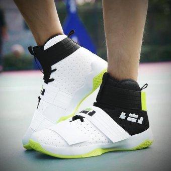 Men'sOutdoors Sport Basketball shoes Fashion Sport Student shoes -intl - 5