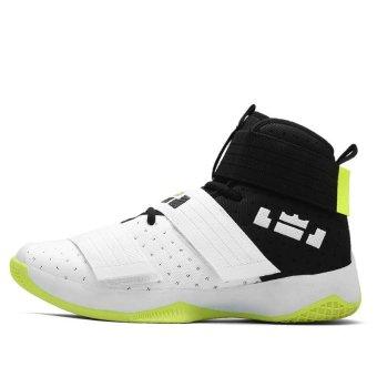 Men'sOutdoors Sport Basketball shoes Fashion Sport Student shoes -intl - 2