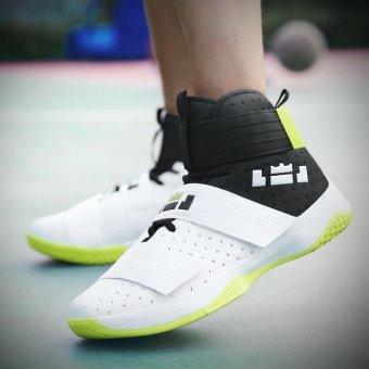 Men'sOutdoors Sport Basketball shoes Fashion Sport Student shoes -intl - 4