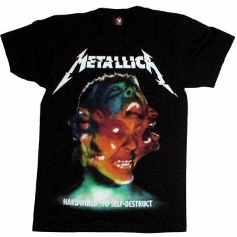 Metallica - Hardwired...to self-destruct T-shirt