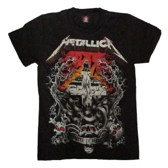 Metallica - Master of Puppets T-Shirt (Black)