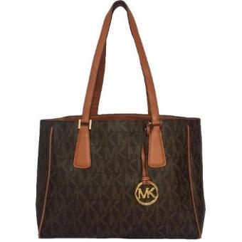 Michael Kors Tote Bag (Brown)
