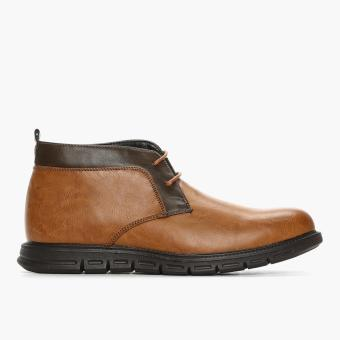 Milano Mens Norse Ankle Boots (Tan)