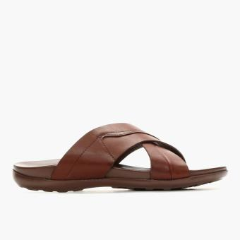 Milanos Mens Alberto Sandals (Brown) Price Philippines