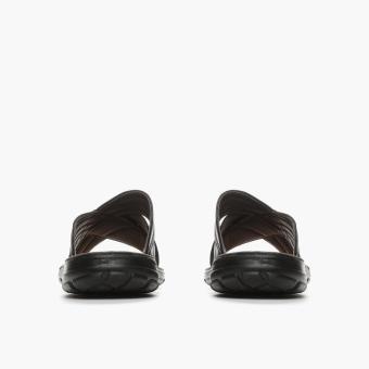 Milanos Mens Ever Sandals (Black) - 4