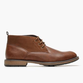 Milanos Mens Melo Chukka Boots (Brown)