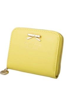 Mini PU Leather Yellow