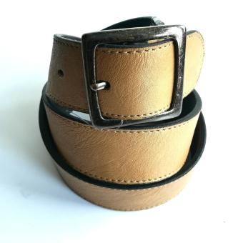 Mj By Mcjim MJL-2725-A Ladies' Belt Beige