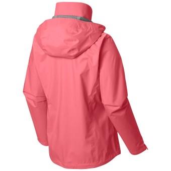 Mountain Hardwear Women's Plasmic Ion Jacket with Dry.Q Evap (Paradise Pink) - 3