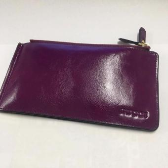 Multi functional card Wallet - Violet #0208