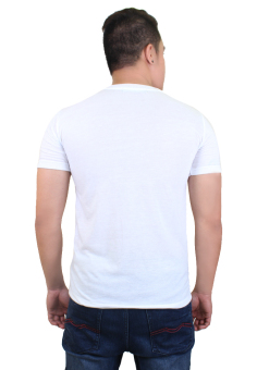 Music Is My Escape Quotable Printed Shirt (White) - picture 2