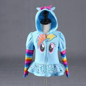My little pony girls blue coats Price Philippines