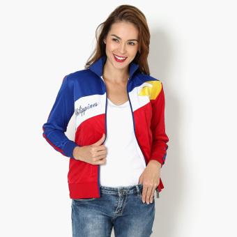 My Philippines Ladies Flag Bomber Jacket