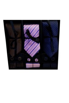 Necktie Gift Set B Bundle of 3 product preview, discount at cheapest price
