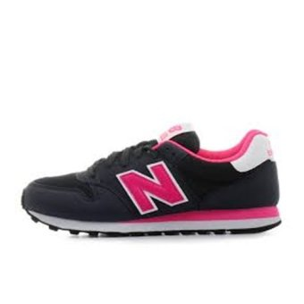 New Balance LFS 500 T3 WMNS Sneakers (Black/Pink)