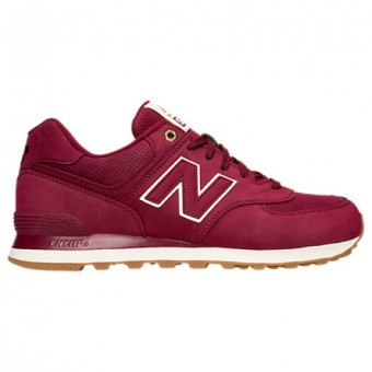 New Balance Q4-16 LFS ML574 Heritage SP Women's Lifestyle Sneakers (Sedona Red)