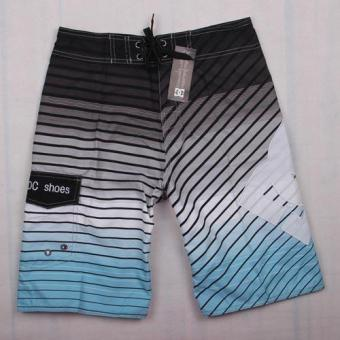 New Fashion Mens Board Shorts Beach Surf Surfing Swim Wear SwimmingPants Trunk (Grey,Size:30,32,34,36,38) - intl