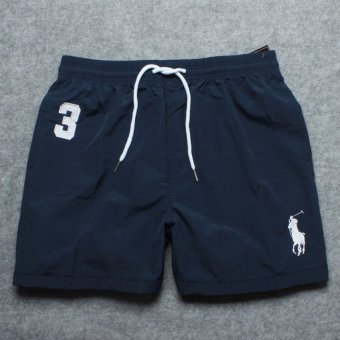 New Fashion Mens Boardshorts Beach Wear Training Sport Short Pants - intl