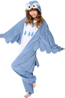 New Owl Animal Adult Kigurumi Onesie