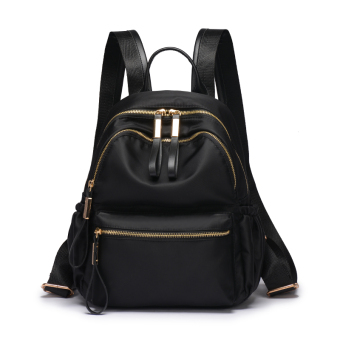 New style nylon Oxford Cloth shoulder bag (Black)