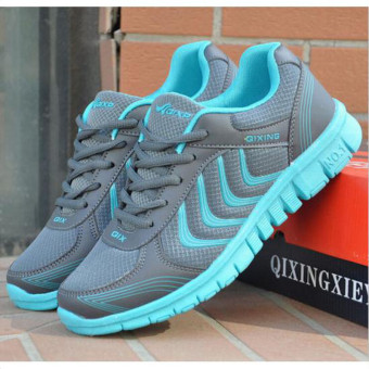 New Womens Running Trainers Walking Shoes Shock Absorbing Sports Fashion Shoes - 4