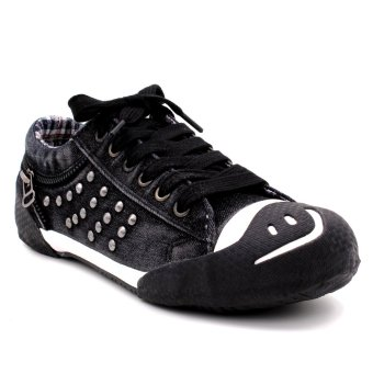 New York Sneakers Adley Shoes (Black)