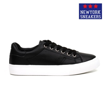 New York Sneakers Akate Low Cut Shoes(BLACK) - 2