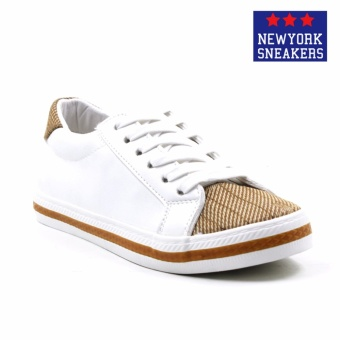 New York Sneakers Alix Low Cut Shoes(WHITE) Price Philippines